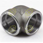 Socket weld 90 degree elbow