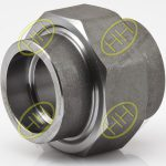 Socket weld union