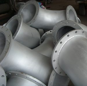 flanged-elbows