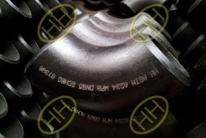 ASTM A234 WPB PIPE FITTINGS MARKING IN HAIHAO GROUP
