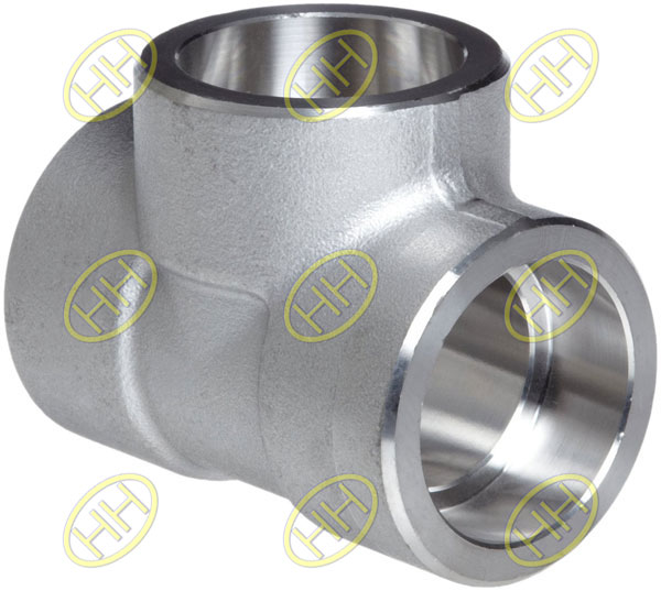 ASTM A182 F51 Pipe Tee