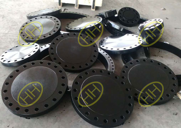 ASTM A350 LF2 Forged Steel Flange