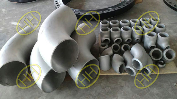 ASTM A403 WP304 Steel Pipe Fitting