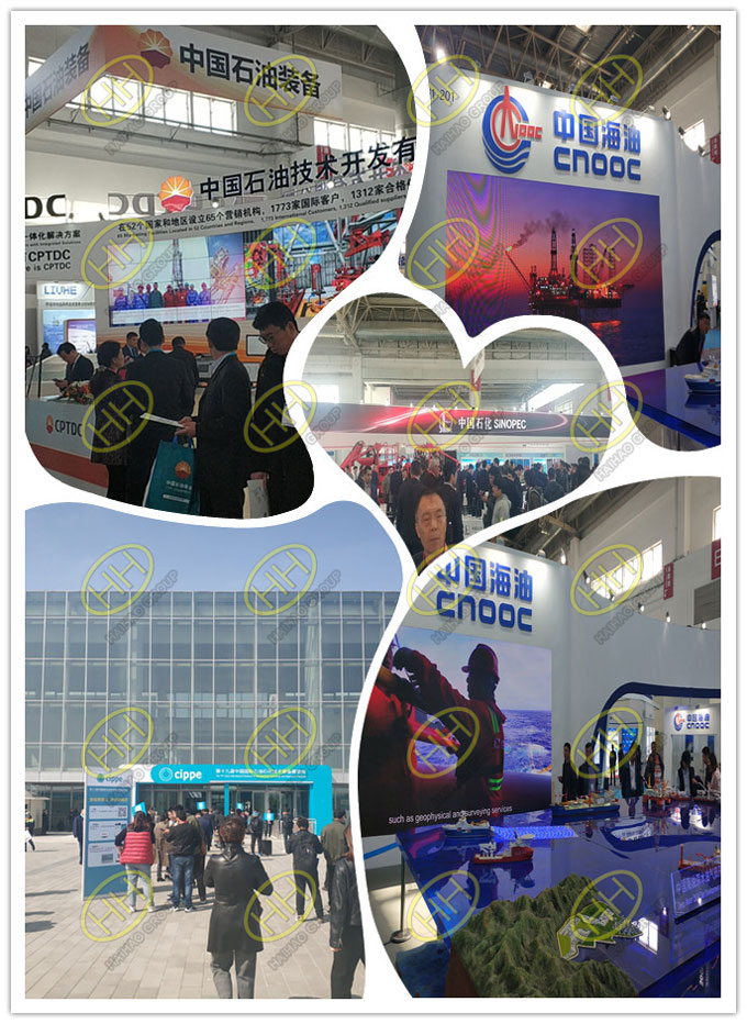 Haihao Group attended in CIPPE