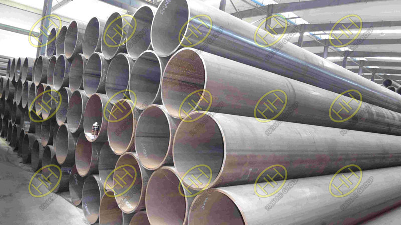 API 5L ASTM A53 Grade B ERW Steel Pipes
