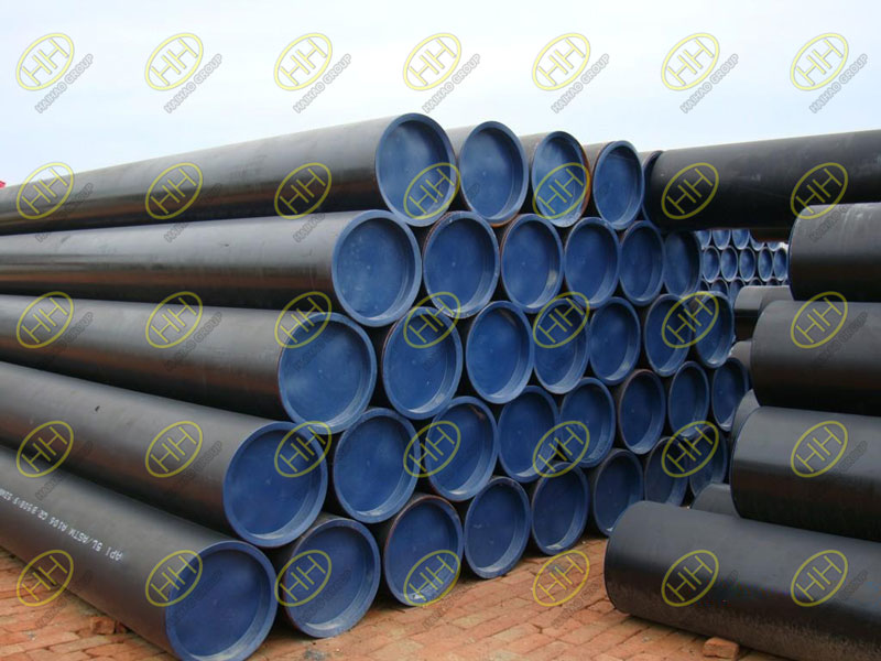 API 5L Grade B seamless steel pipes