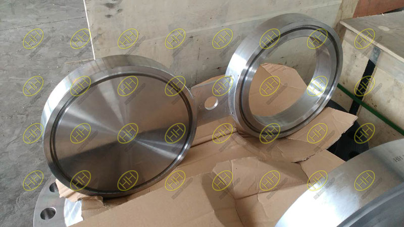 Stainless steel SS316 spectacle blind flange