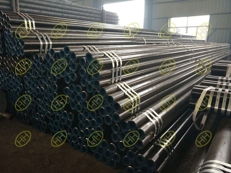 API 5L PSL1 Grade B seamless steel pipes