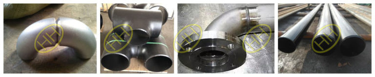Butt Weld Elbow Tee Flange Steel Pipe