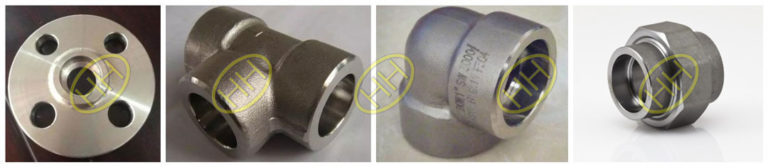 Socket Weld Flange Tee Elbow Union