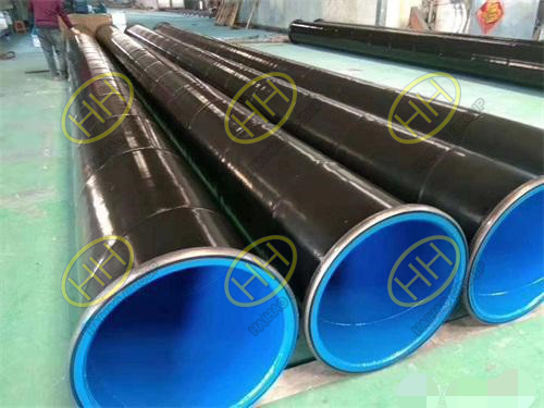 Coating types of steel water transmission pipe and  fittings under AWWA standard