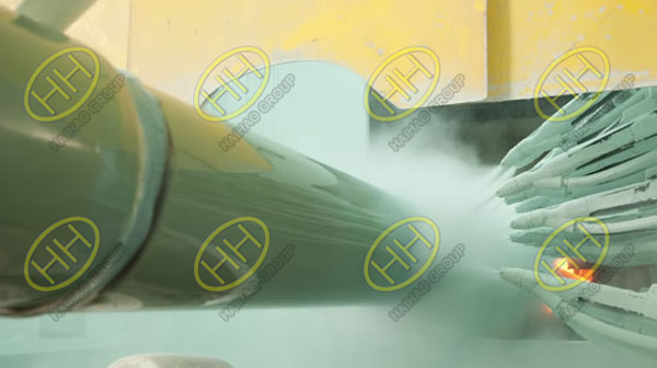 Introduction of fusion bonded epoxies piping coating or lining