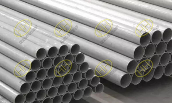 Effect of heat treatment on stainless steel pipe fittings