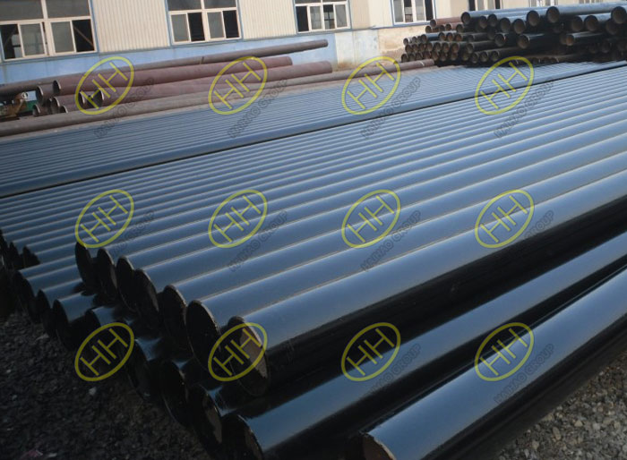Purchase steel pipe and maintenance of steel pipes