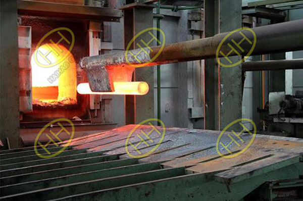 What problems may arise when forging is quenched and cooled?