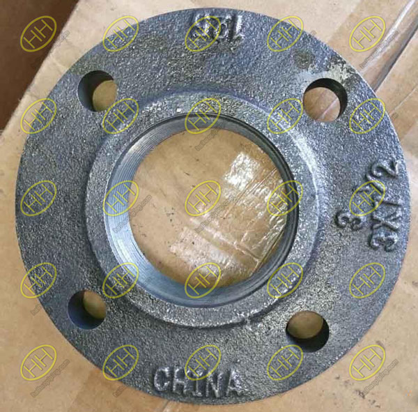 The differences between forged flanges and cast flanges