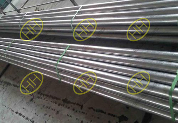 Precision steel pipes finished in Haihao Group