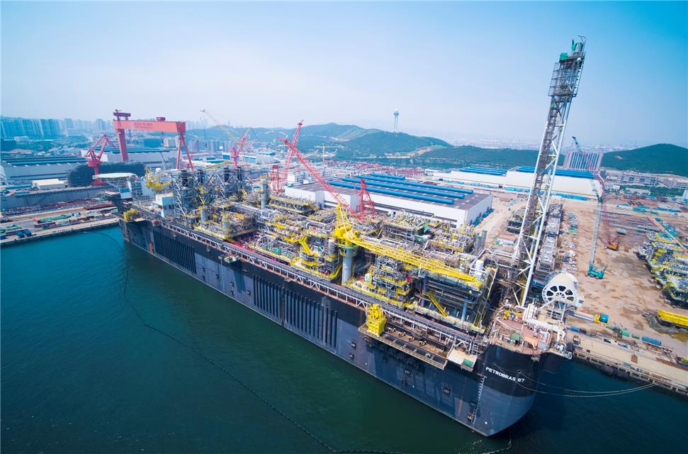 Petrobras firms up deals for Marlim 2 FPSO with Yinson