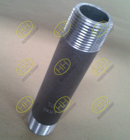 Introduction of pipe thread