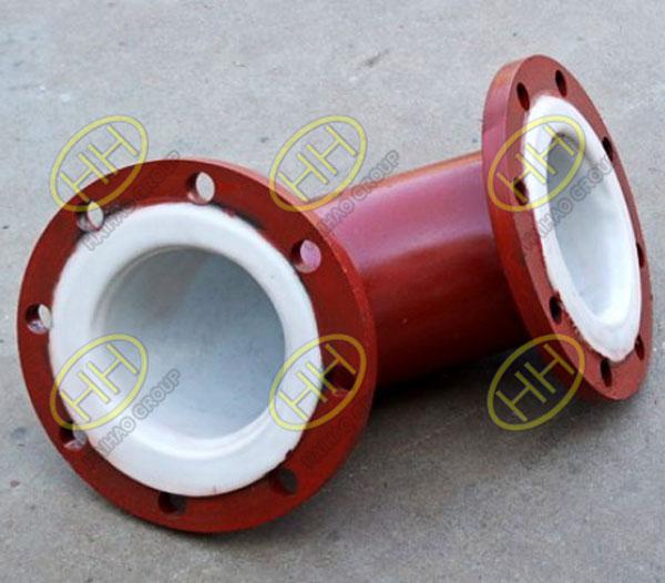 3PE anti-corrosion pipe fittings