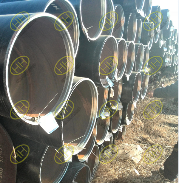 Q235B spiral steel pipes types