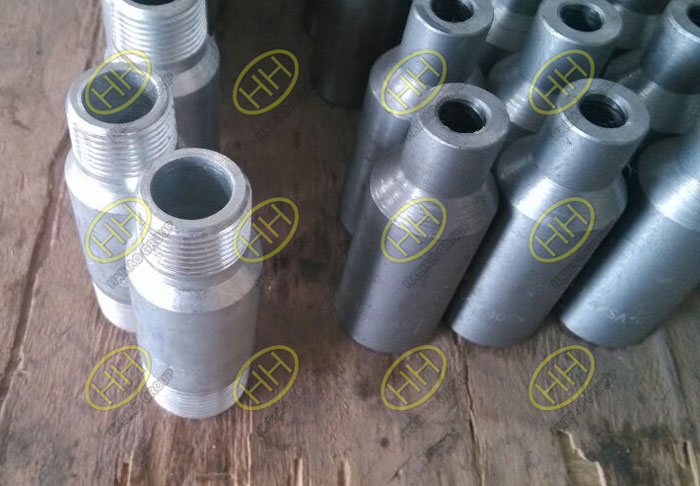API 5L B Galvanized Pipe Nipple