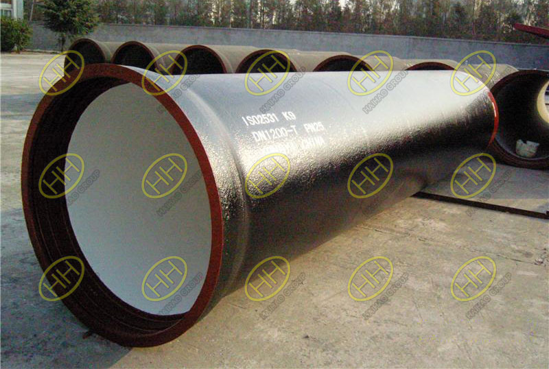 What is a ductile iron pipe?