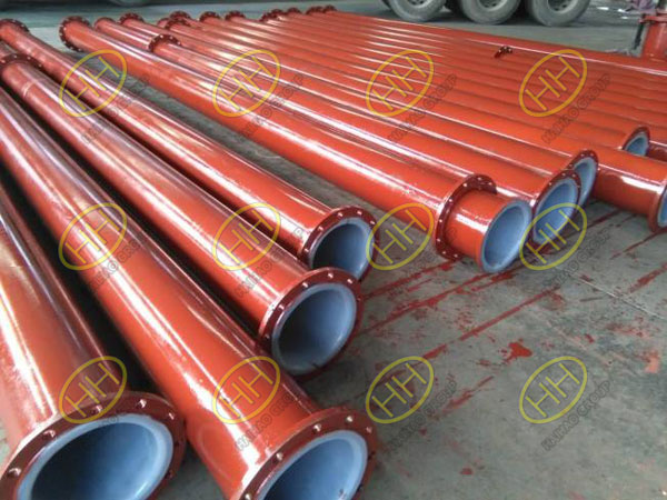 How to choose plastic lined steel pipe?
