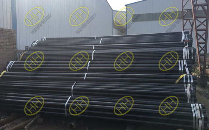 The difference between cold drawn steel pipe and hot rolled steel pipe