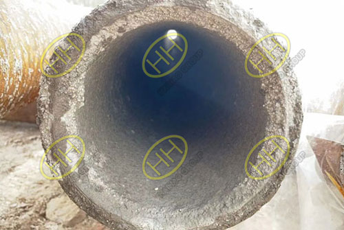A brief introduction of steel pipe lined with cement mortar