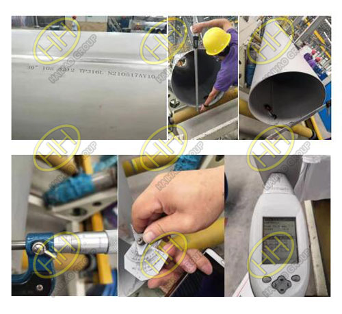 Strict product inspection prevents you from receiving unqualified products